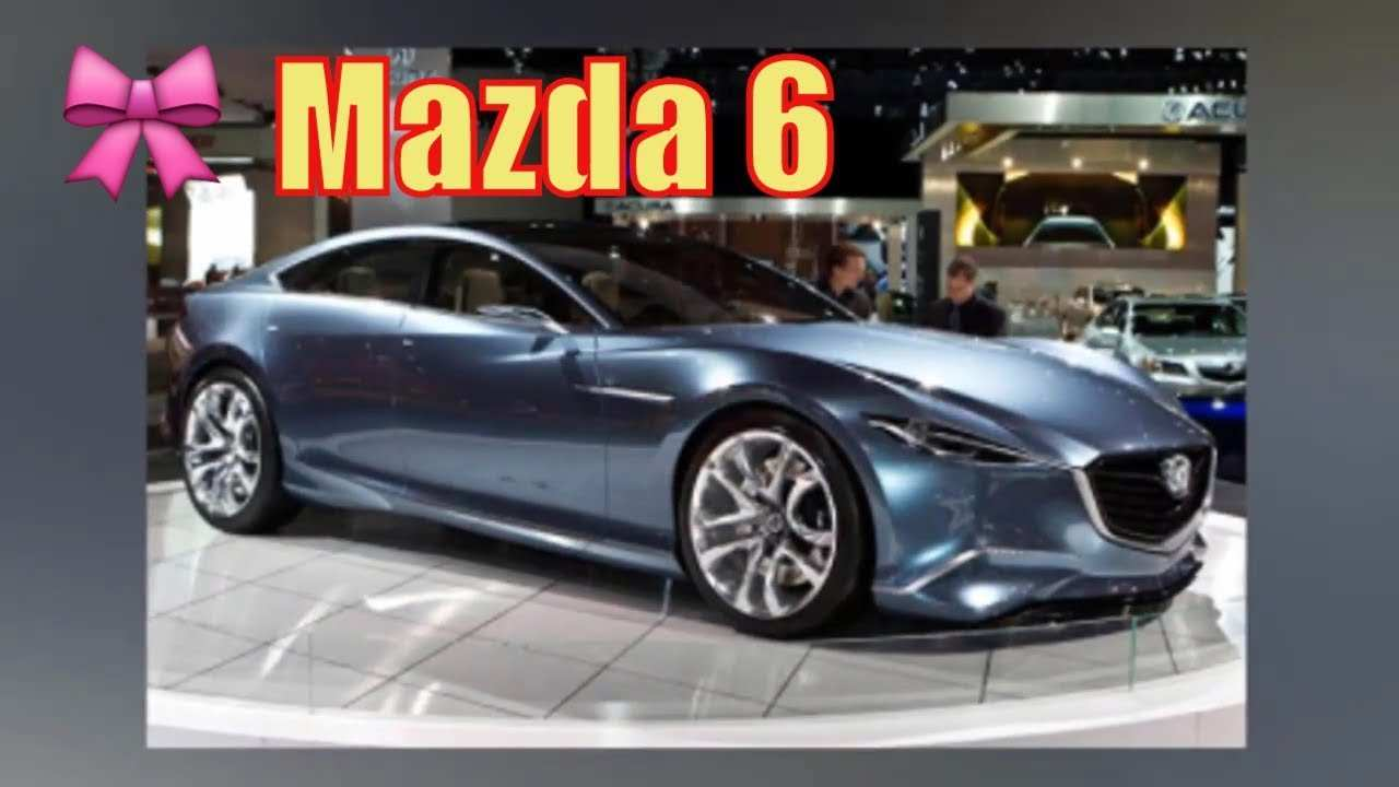94 New 2020 Mazda 6 Awd Redesign And Review