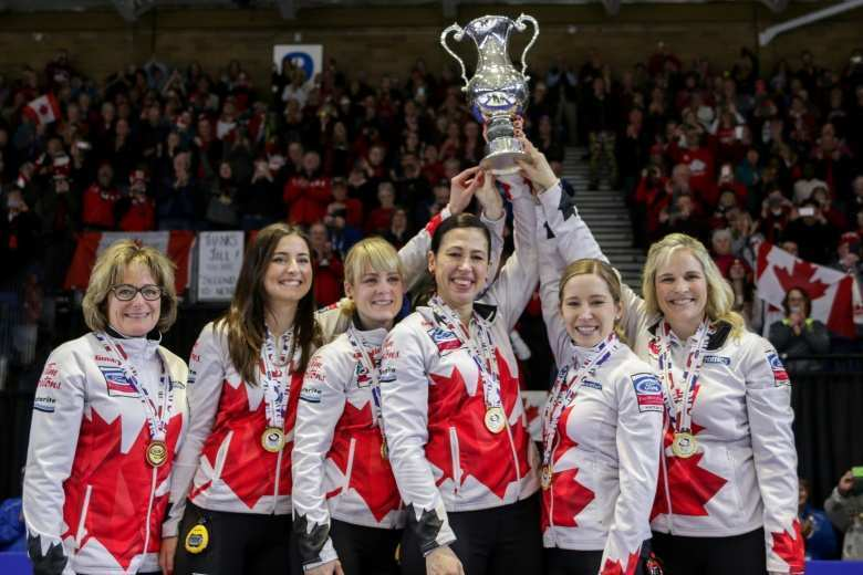 94 The 2019 Ford Womens Curling Ratings
