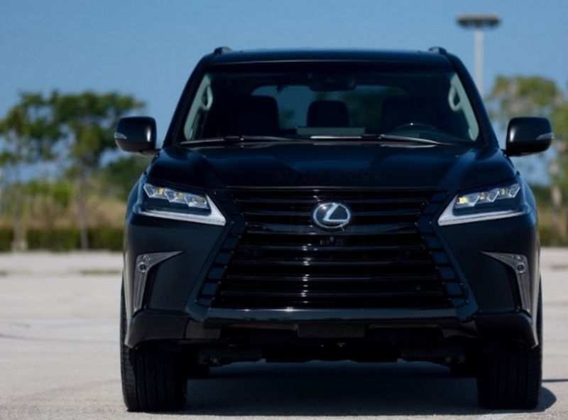 94 The 2019 Lexus Gx 460 Redesign Speed Test