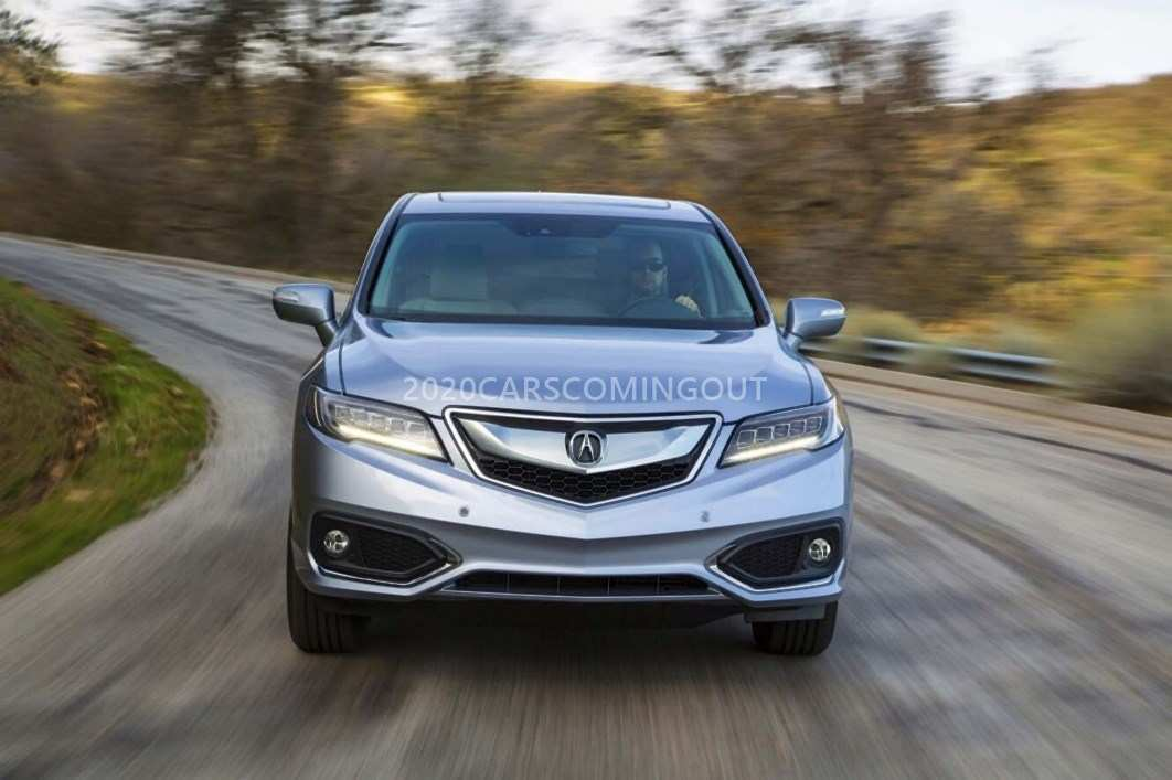 94 The Best 2019 Acura Rdx Rumors New Model And Performance