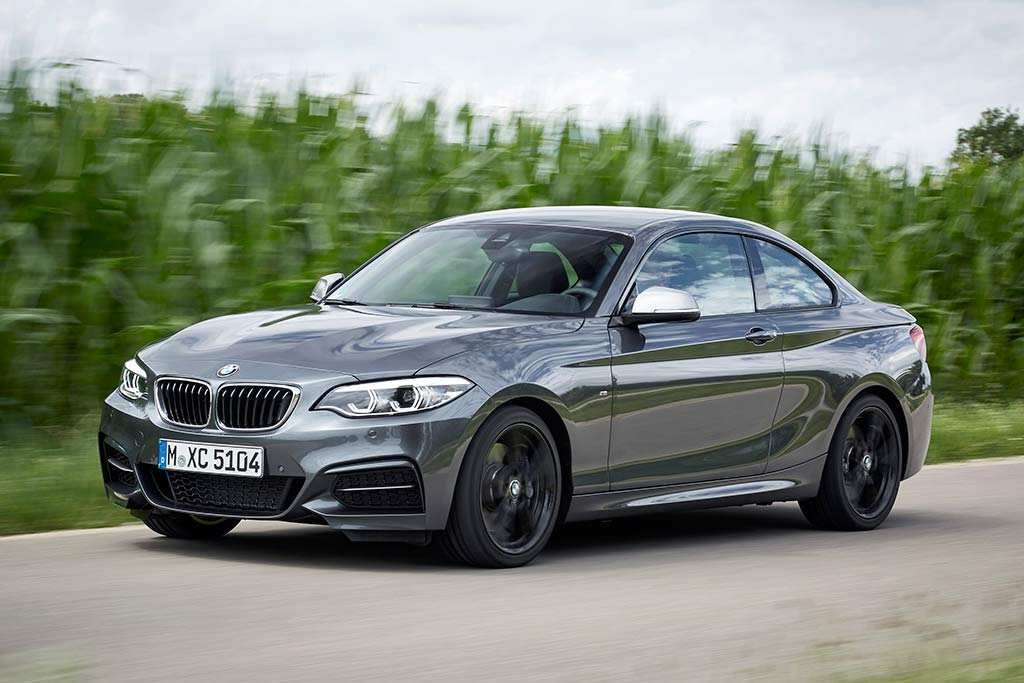 94 The Best 2019 Bmw 230I Redesign And Review