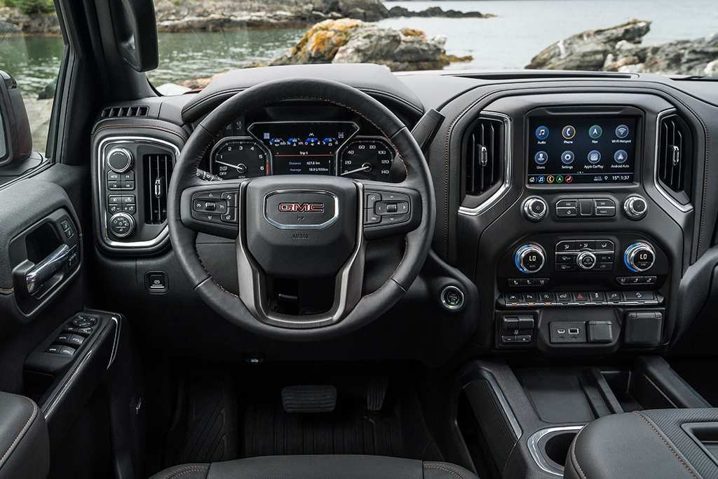 94 The Best 2019 Gmc 1500 Interior Style