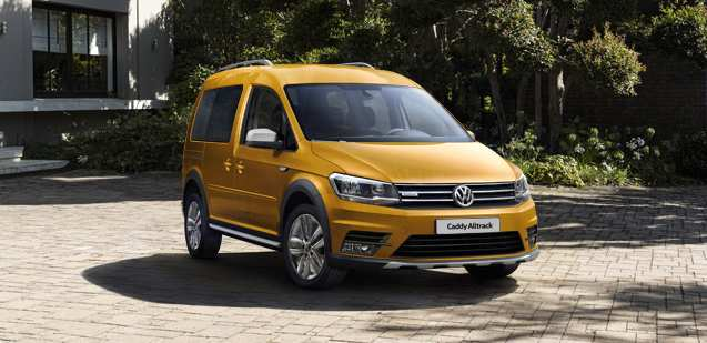 94 The Best 2019 Vw Caddy Style