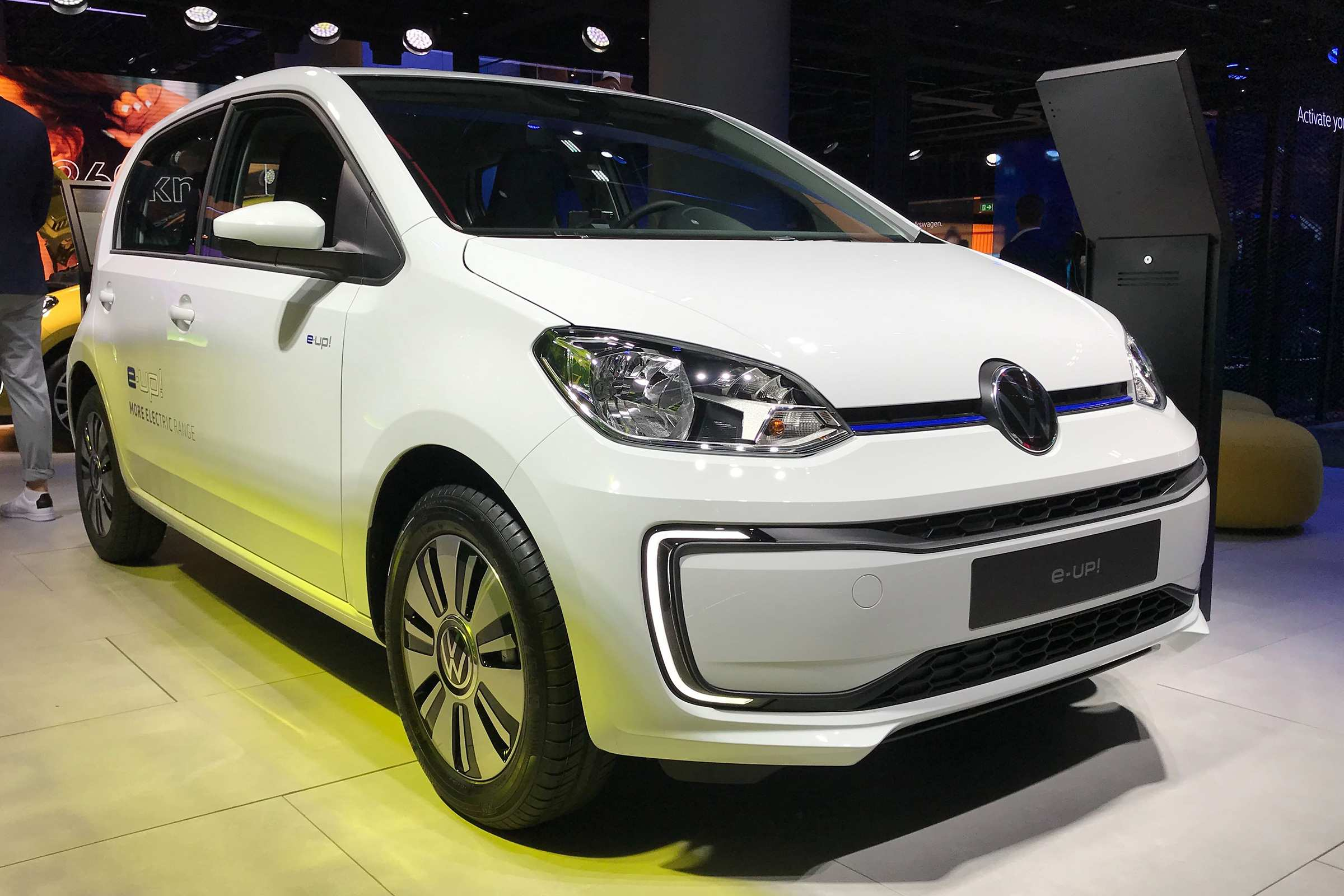 94 The Best 2019 Vw Up New Review