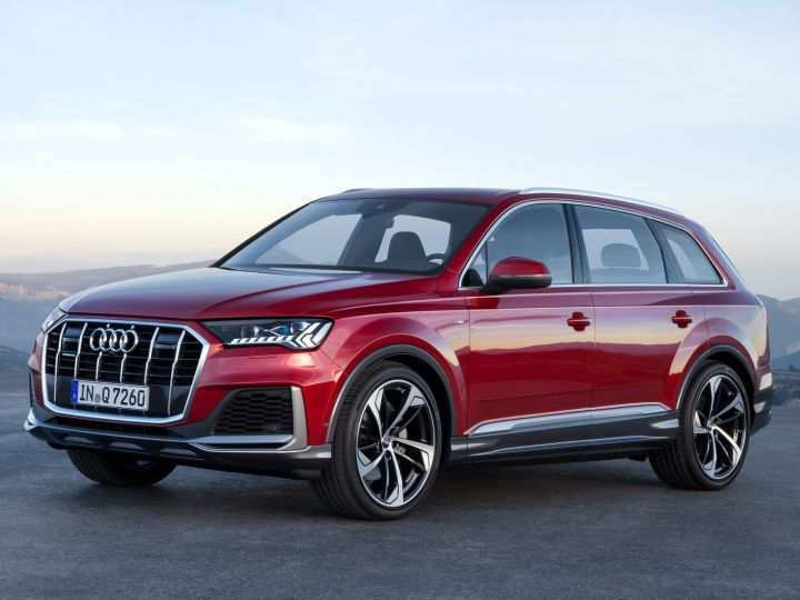 94 The Best Audi Vorsprung 2020 Spy Shoot
