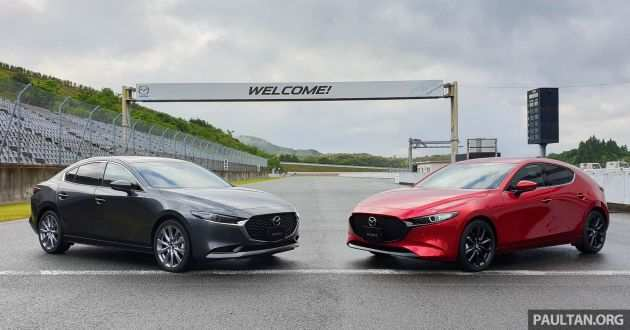 94 The Best Corolla 2020 Vs Mazda 3 Release Date