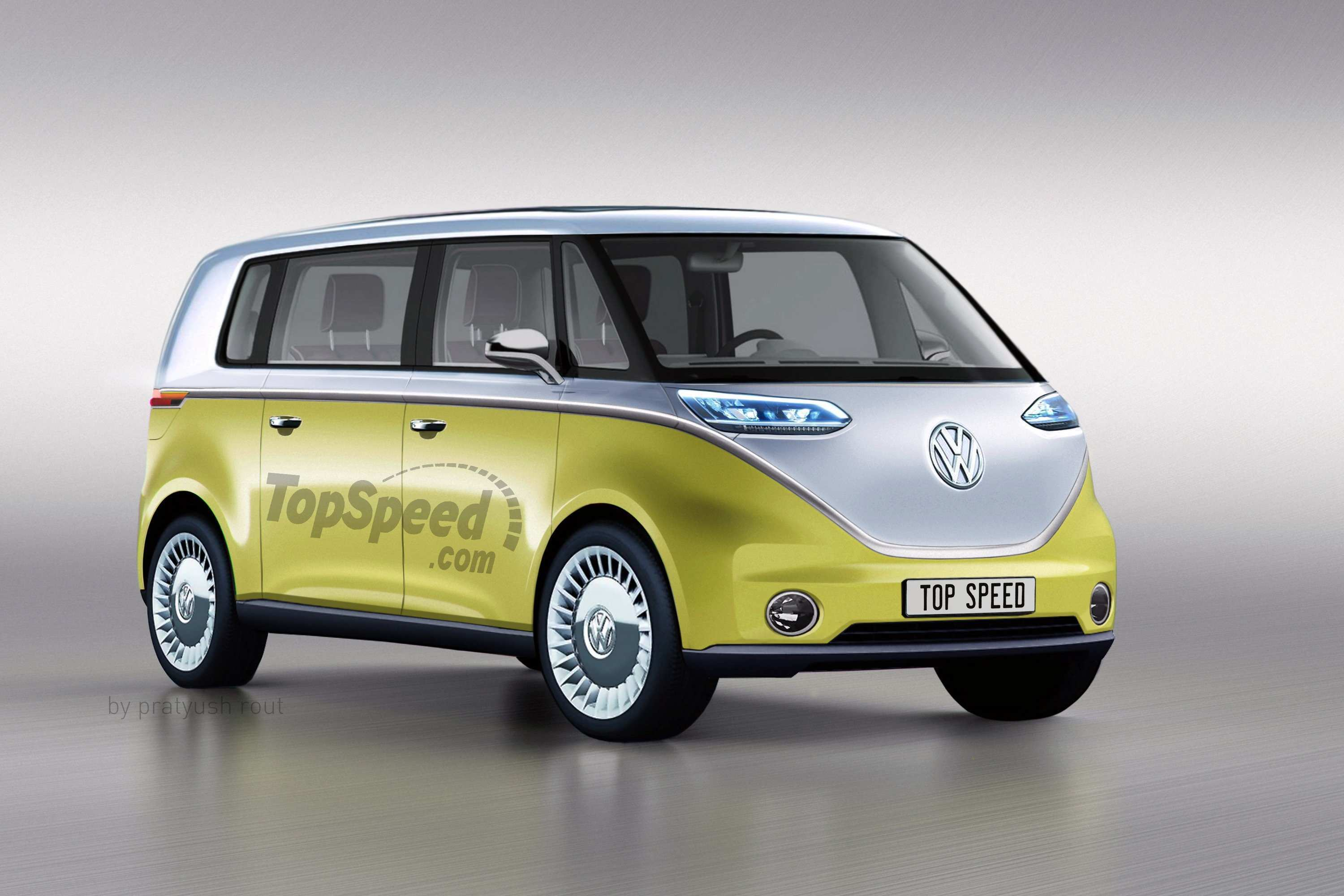 94 The Best Volkswagen Bus 2020 Performance And New Engine