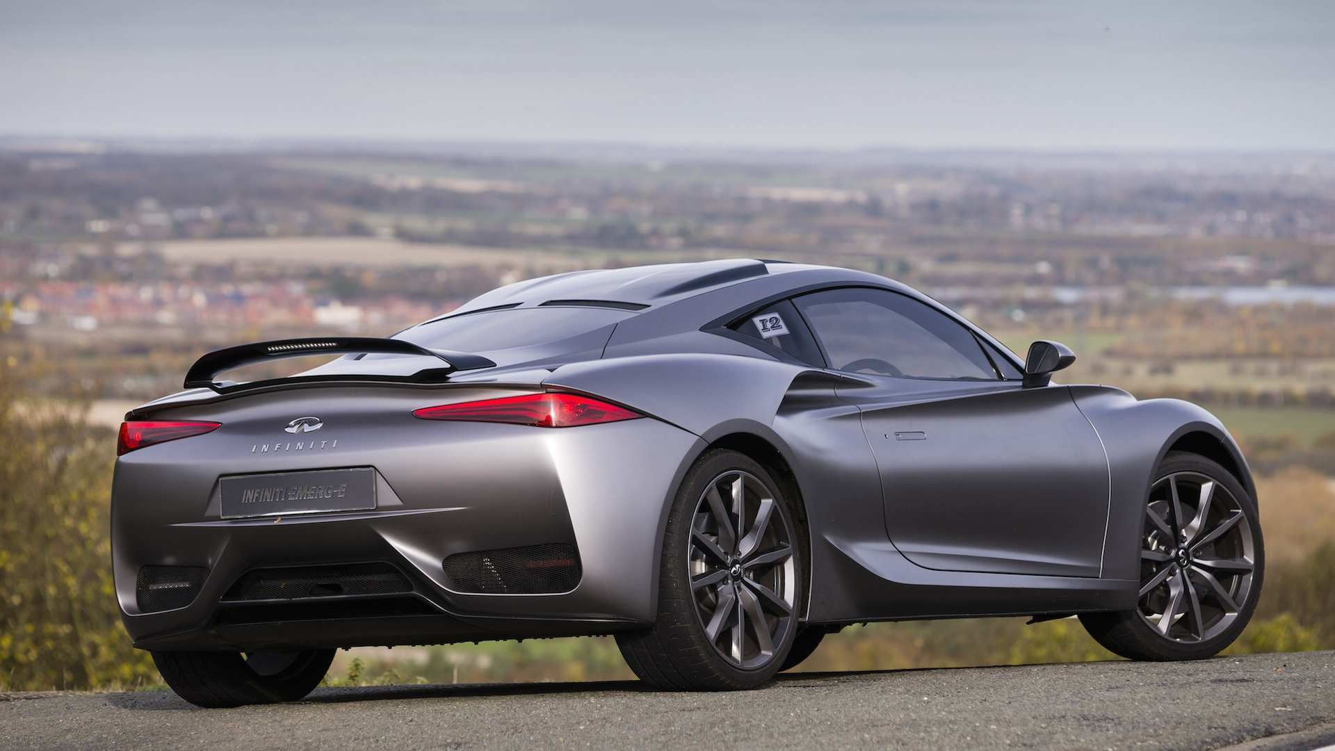 94 The Infiniti Concept 2020 Review