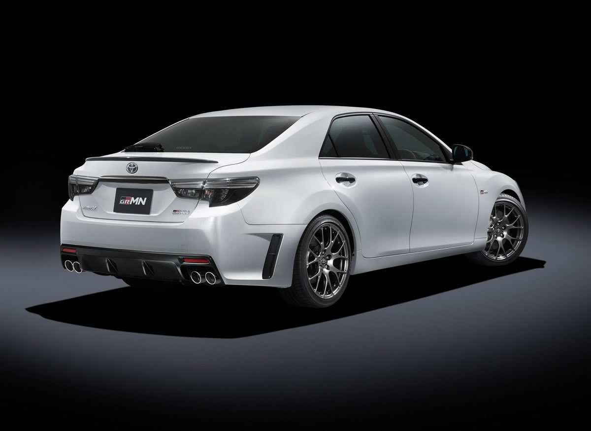95 A 2019 Toyota Mark X Concept And Review