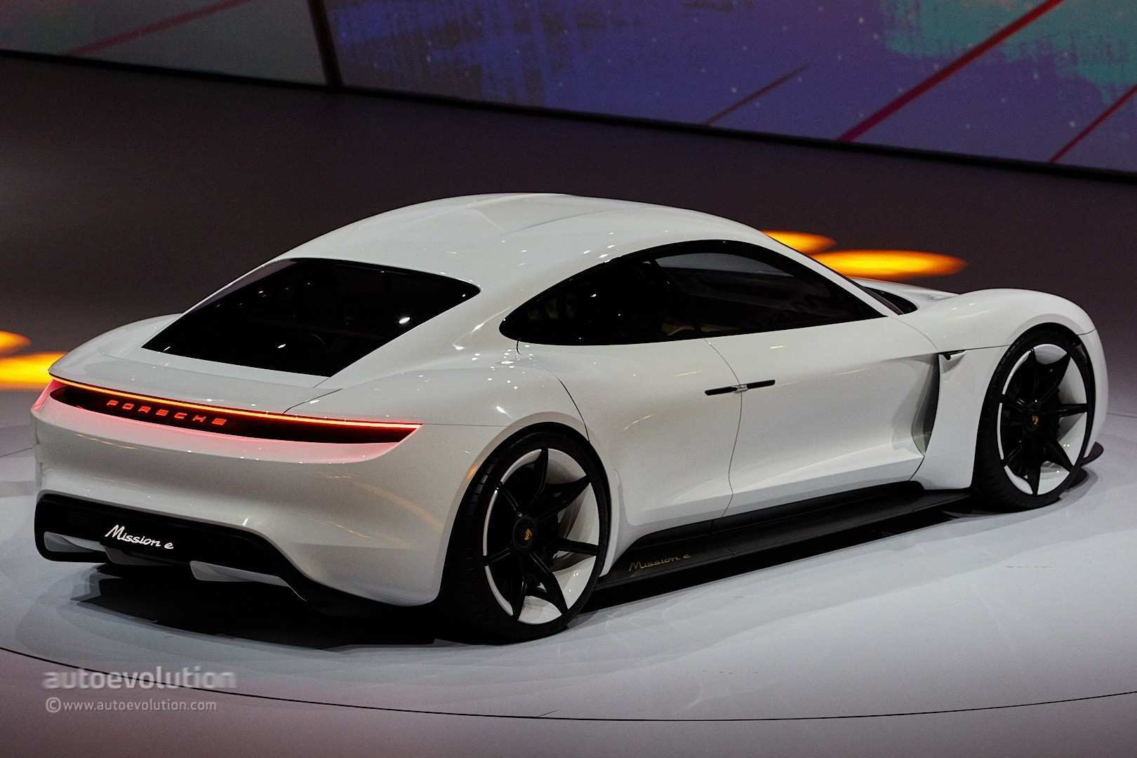 95 A 2020 Porsche Electric Car Price and Release date
