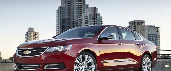 95 A Will There Be A 2020 Chevrolet Impala Concept