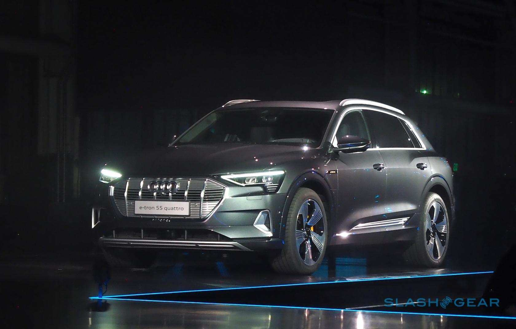 95 All New 2019 Audi E Tron Quattro Release Date Ratings