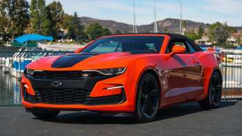 95 All New 2019 The Camaro Ss Model