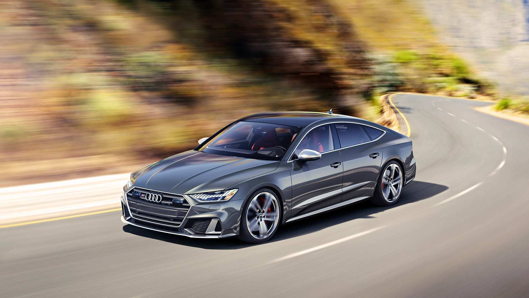 95 All New Audi S7 2020 Concept