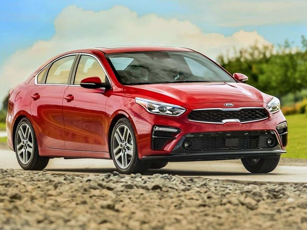 95 All New Kia Forte 2020 Speed Test