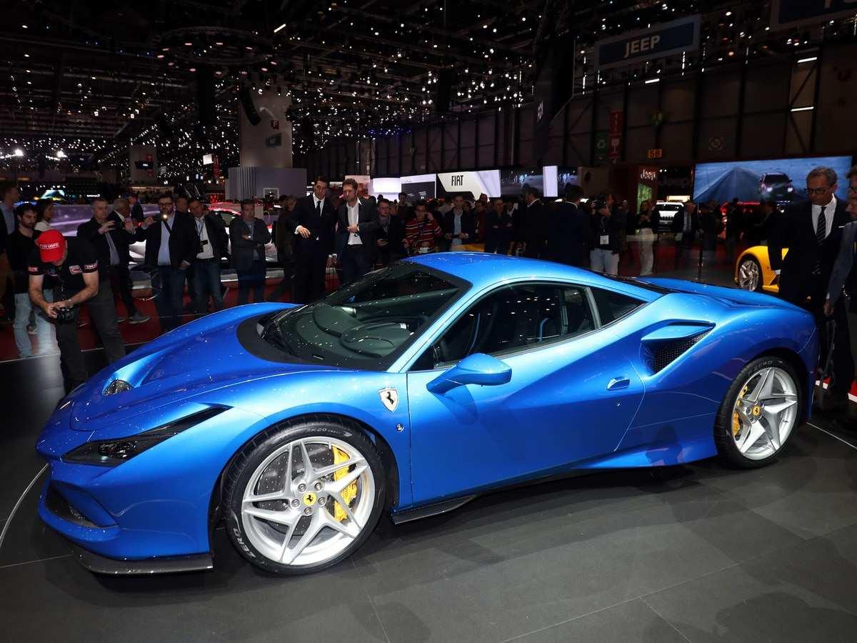 95 Best 2020 Ferrari 488 Gtb Redesign
