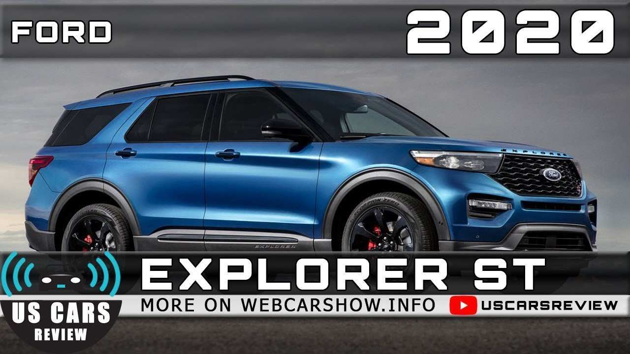 95 Best Price Of 2020 Ford Explorer Style
