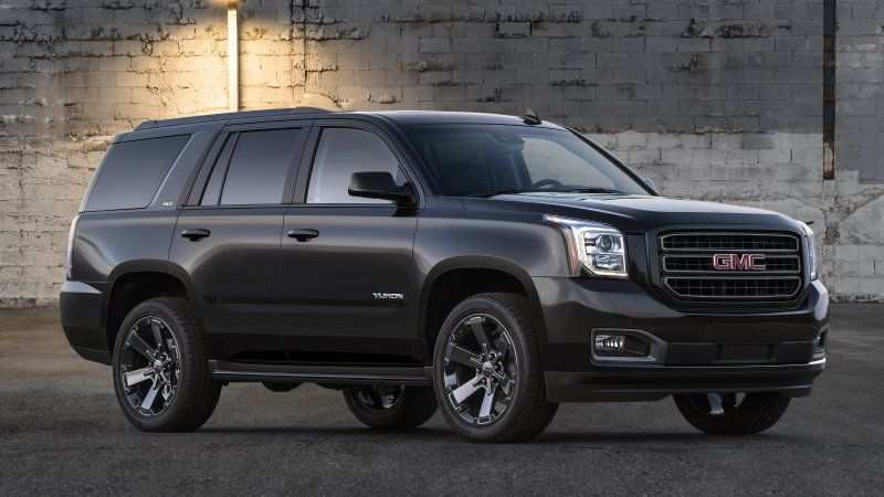 95 New 2019 Gmc Features Release Date And Concept