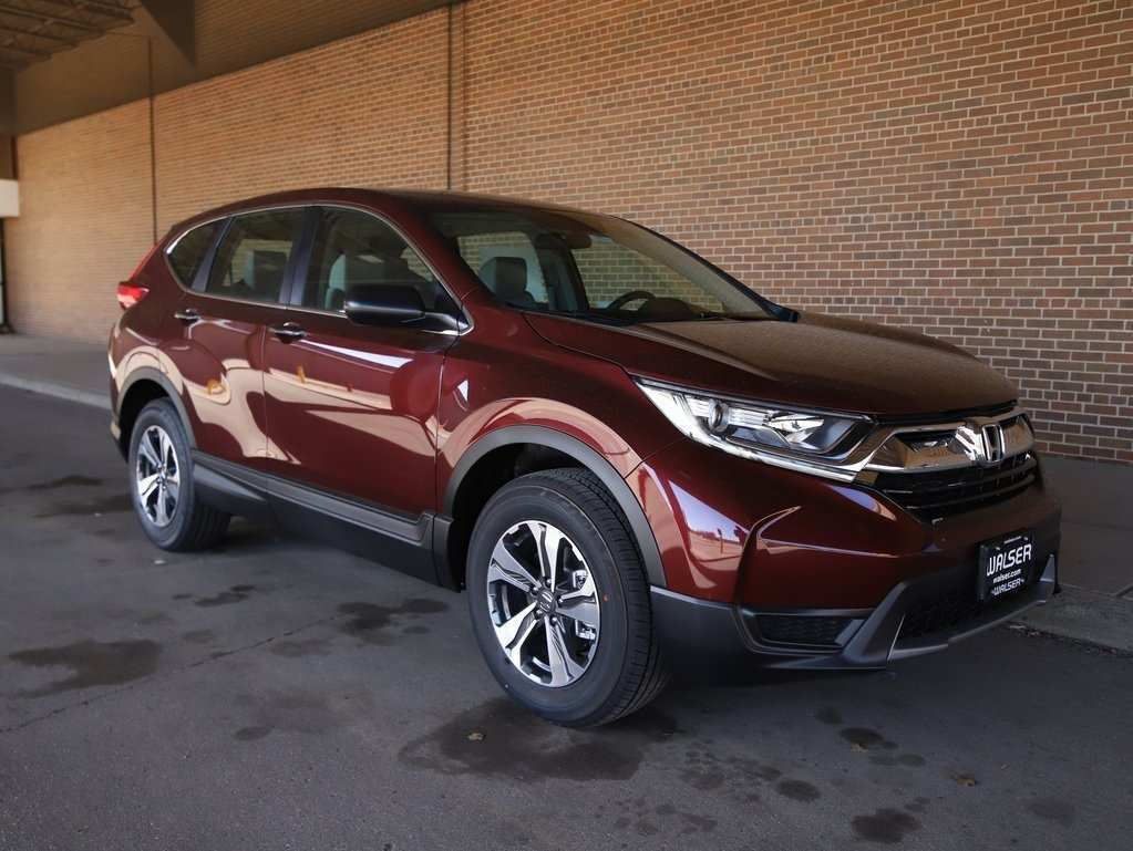 95 New 2019 Honda Cr V Exterior