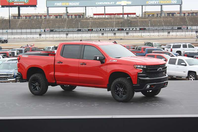 95 New 2019 Silverado Unveil Interior