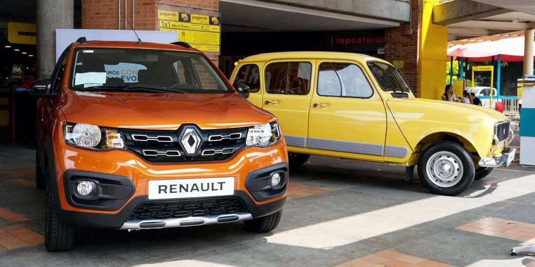 95 New New 2019 Renault 4 Exterior