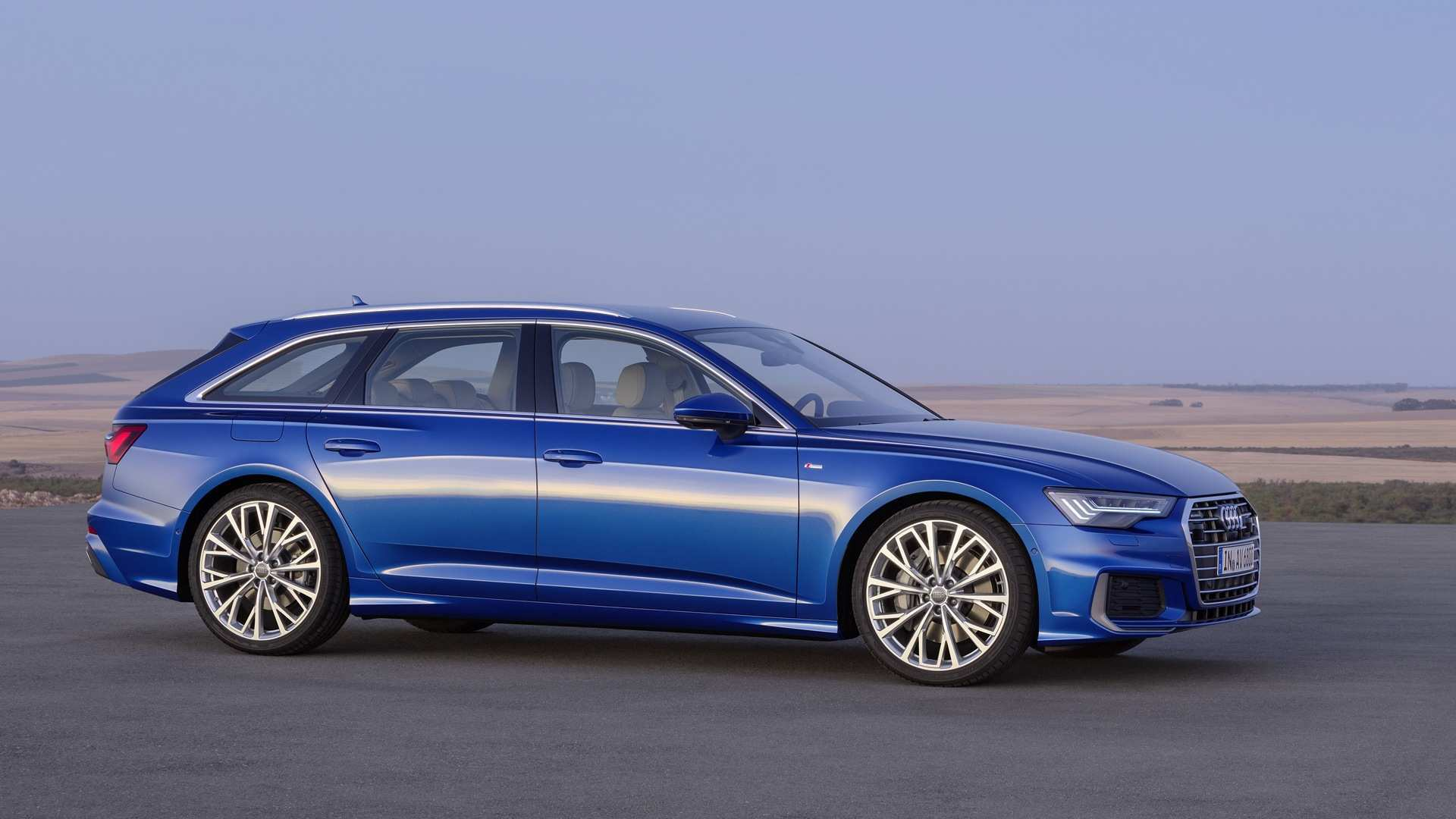 95 The 2020 Audi A6 Wagon Redesign And Concept
