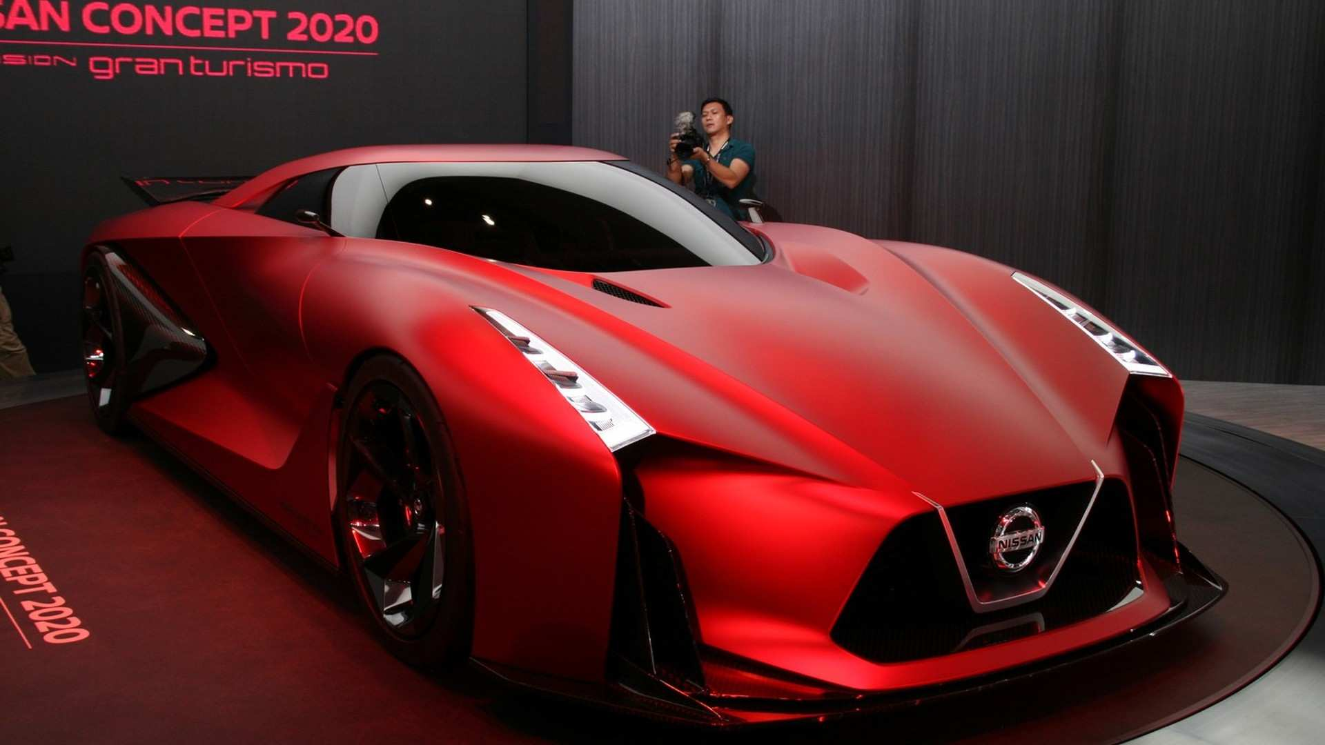 95 The 2020 Concept Nissan Gtr Pictures