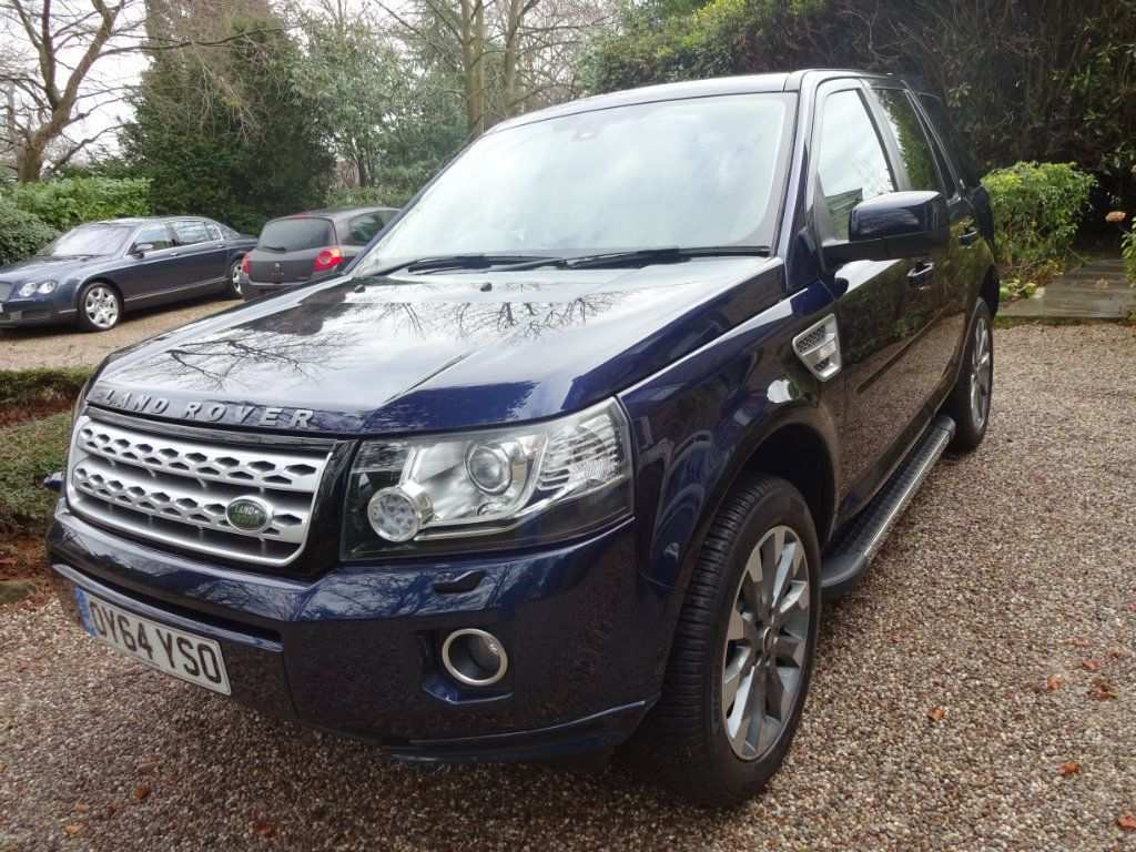 95 The Best 2019 Land Rover Freelander 3 Rumors