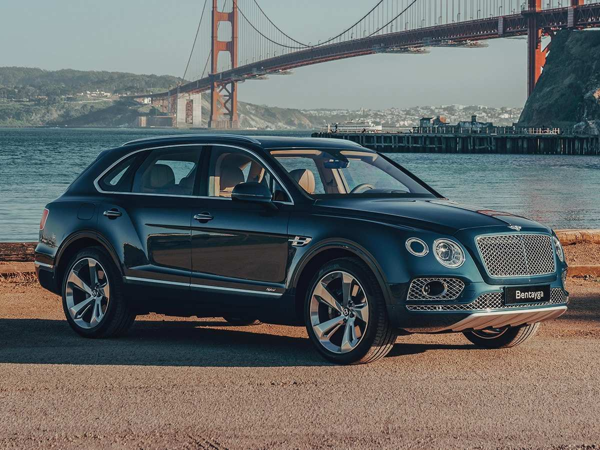 95 The Best 2020 Bentley Suv Specs