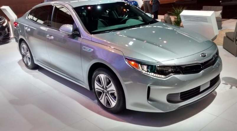 95 The Best 2020 Kia Optima Redesign Reviews