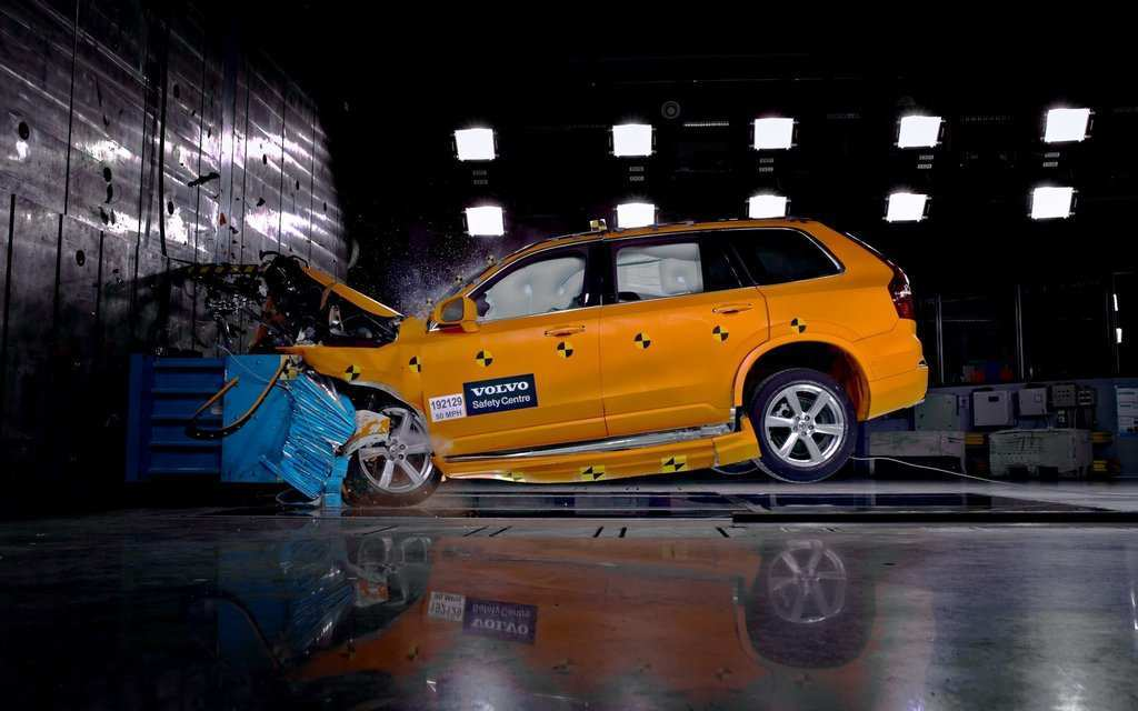 95 The Best Volvo Crash Proof Car 2020 Price And Review