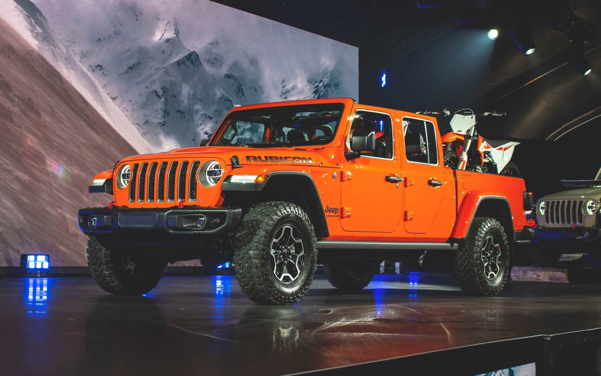 95 The Jeep Gladiator Images 2020 Configurations