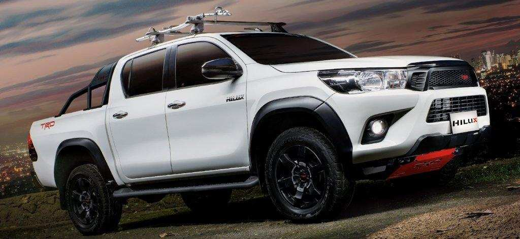 96 A 2019 Toyota Diesel Truck Review