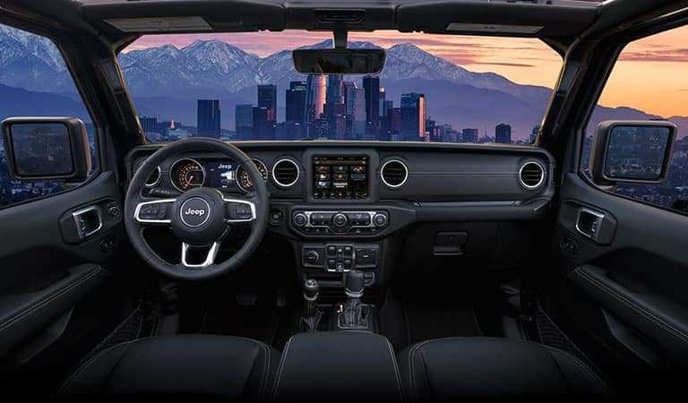 96 A 2020 Jeep Gladiator Interior New Concept