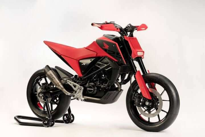 96 A Honda Dirt Bikes 2020 First Drive