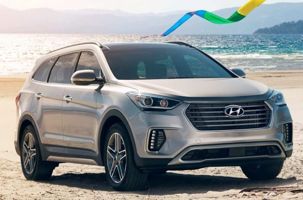 96 A Hyundai Veracruz 2020 Price Design And Review
