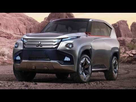 96 A Mitsubishi Montero Limited 2020 Performance And New Engine