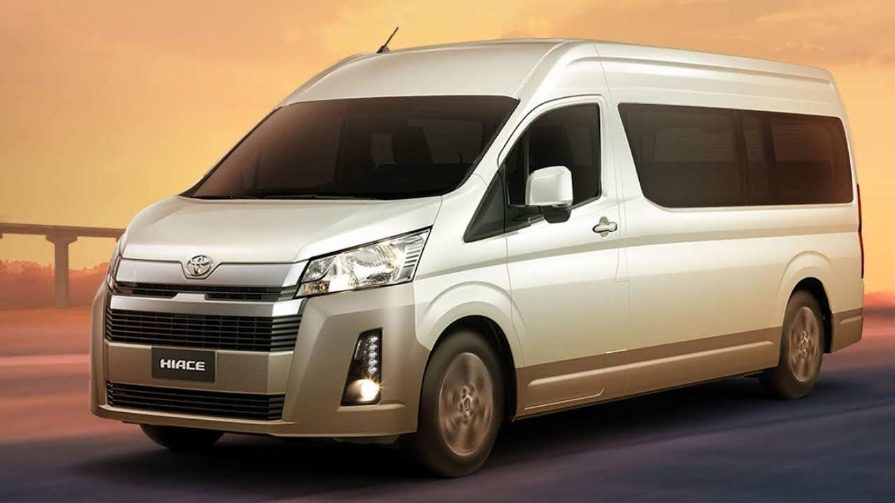 96 A Toyota Hiace 2020 Japan New Concept