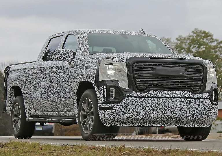 96 All New 2019 Silverado Unveil Picture