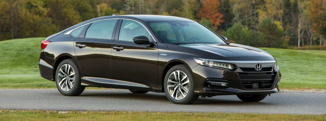 96 All New 2020 Honda Accord Sedan Engine