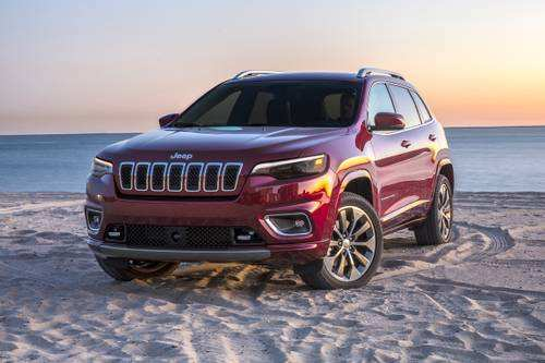 96 All New Jeep New Suv 2020 Spy Shoot