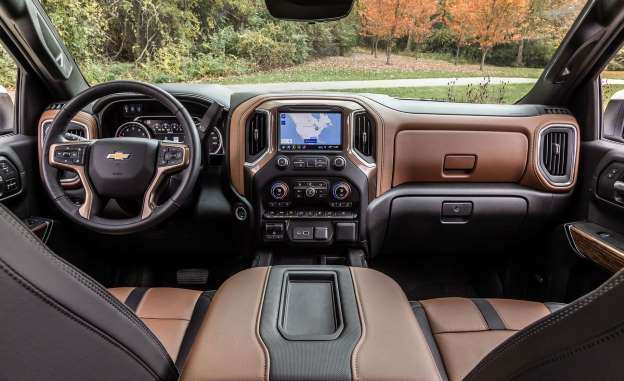 96 Best 2019 Chevrolet High Country Interior Specs And Review