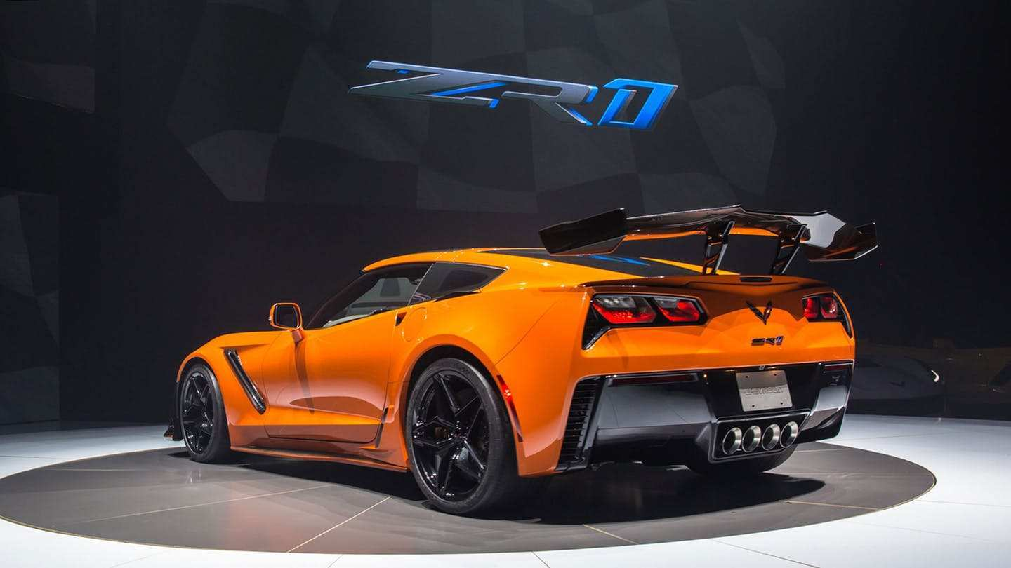 96 Best 2019 Chevrolet Zr1 Price Spesification