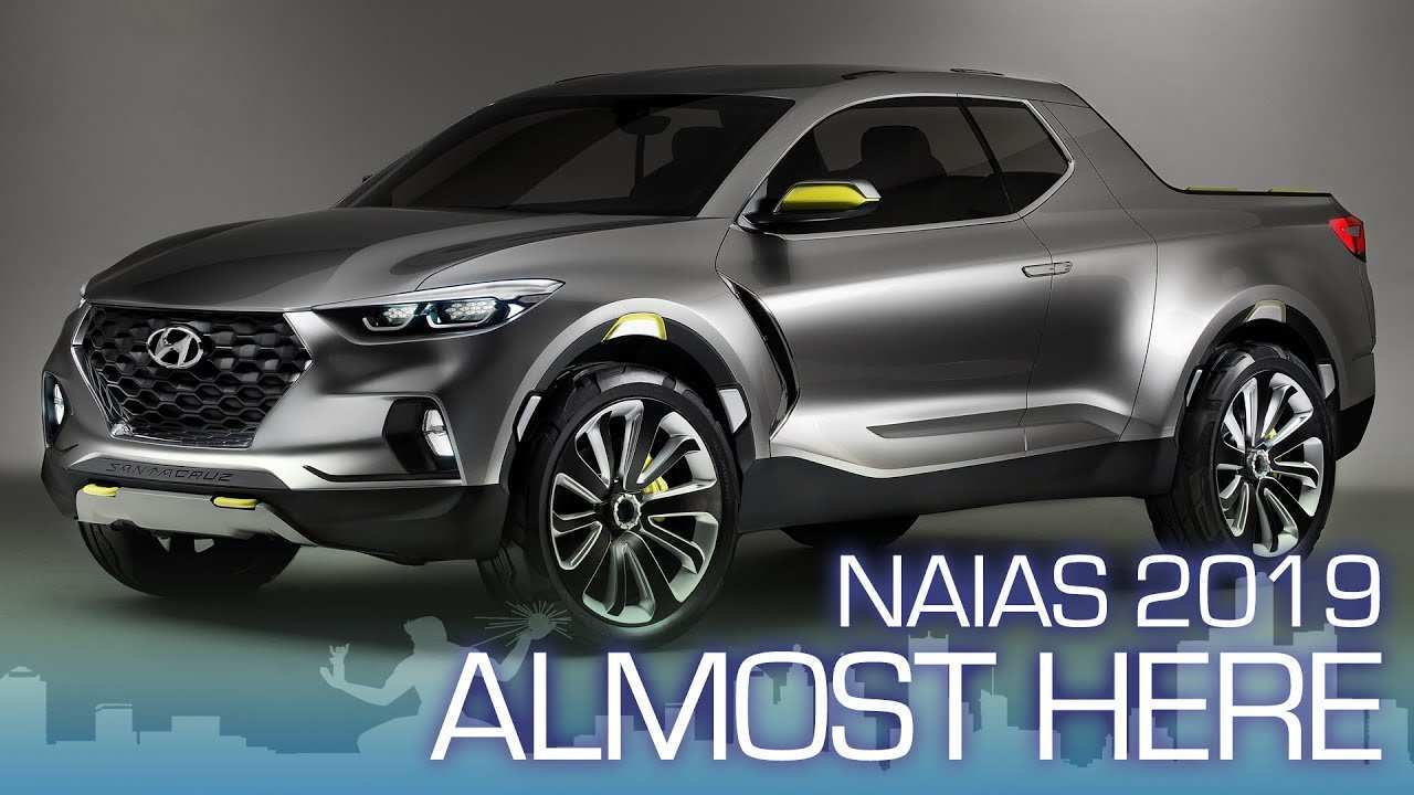 96 New 2019 Hyundai Pickup Truck Release Date And Concept