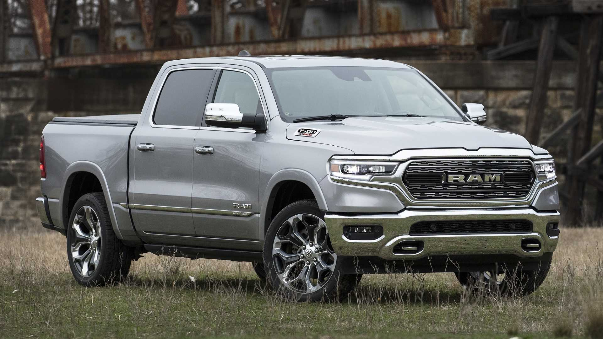 96 New 2020 Dodge Ram Limited Redesign And Concept