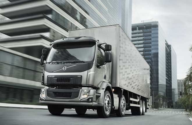 96 New Volvo Electric Truck 2020 Performance