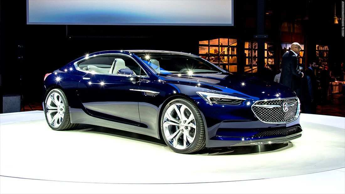 96 The 2019 Buick Avista Spy Shoot
