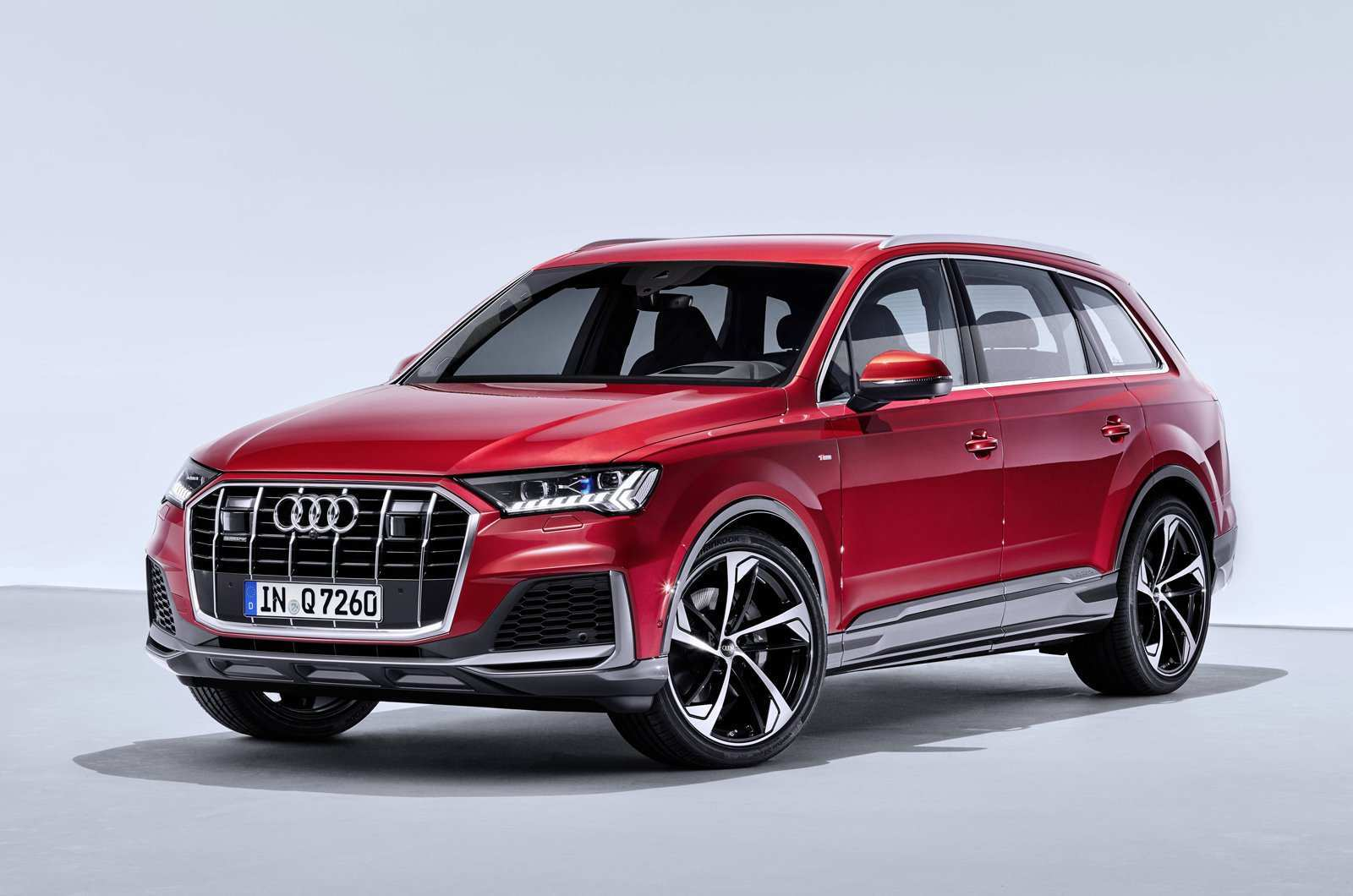 96 The Audi New Suv 2020 Specs And Review