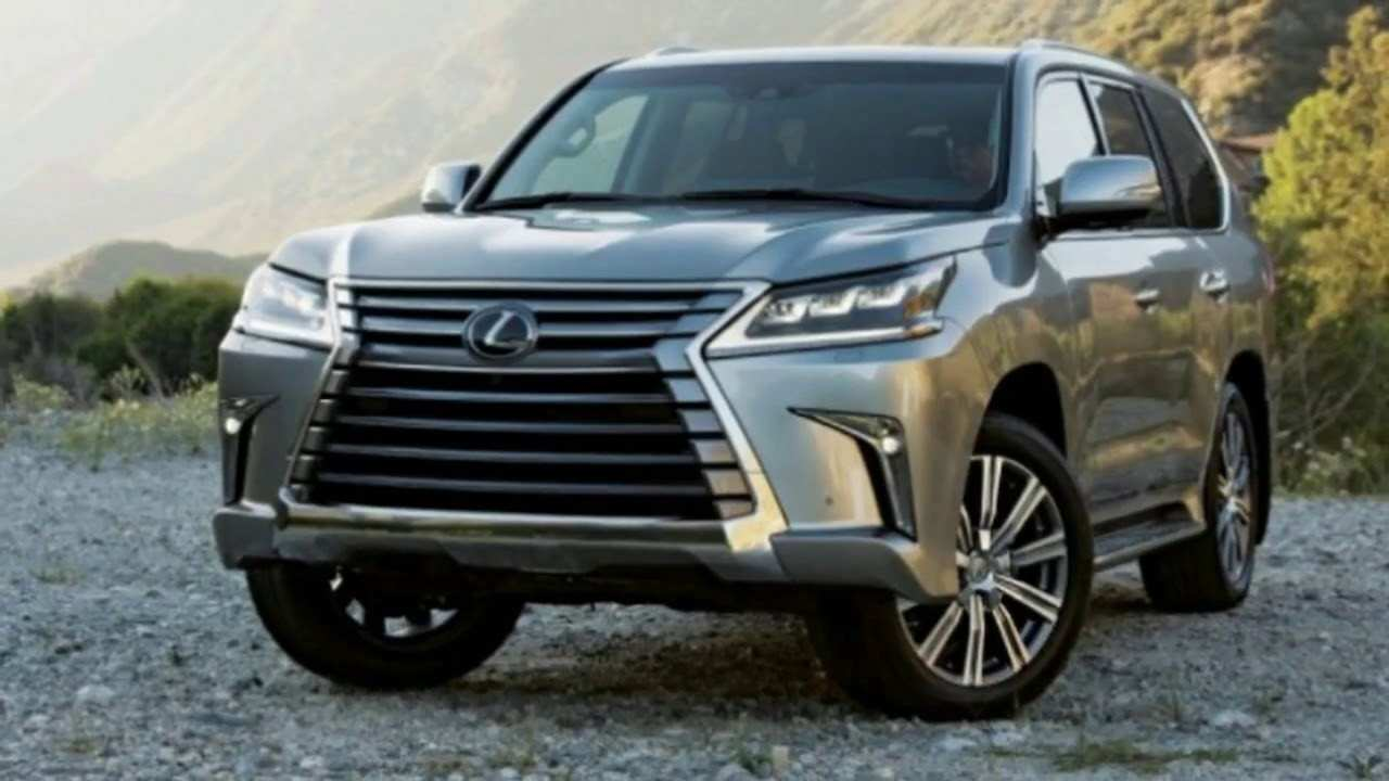 96 The Best 2019 Lexus Gx 460 Redesign Reviews