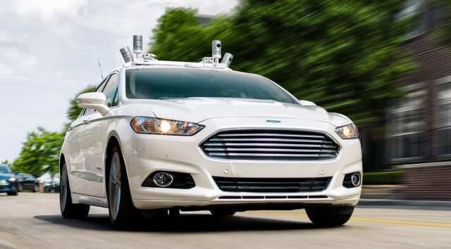 96 The Best Ford 2020 Driverless Specs And Review